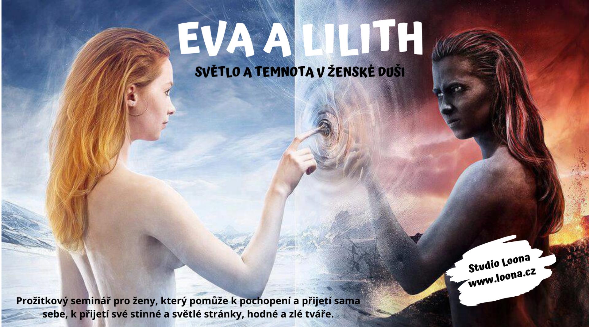 Eva a Lilith - světlo a stín ženy